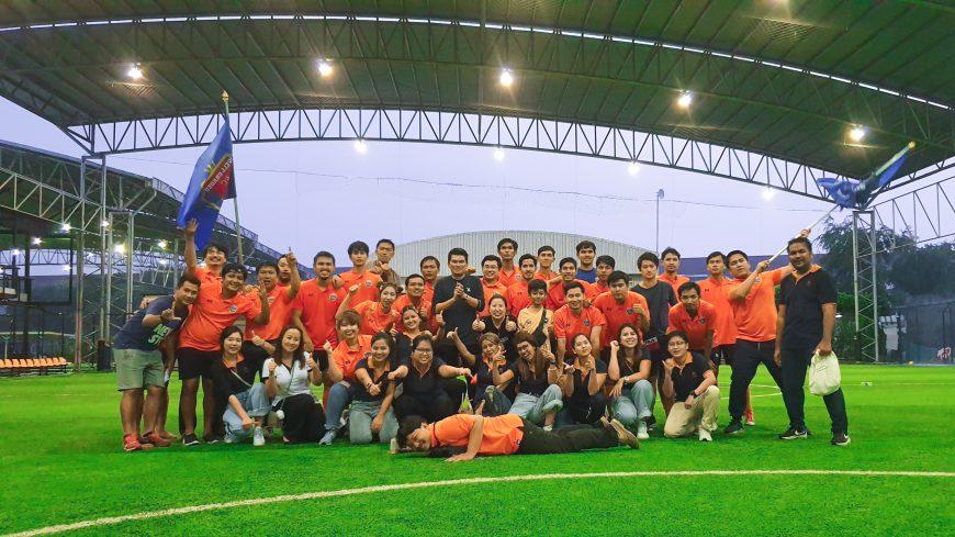 การแข่งขันฟุตบอล HACO CUP 2019