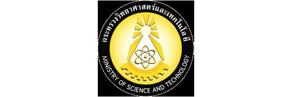logo กระทรวงวิทยาศาสตร์และเทคโนโลยี