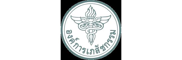 logo องค์การเภสัชกรรม